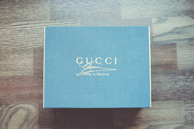 GUCCI Horse Hair Brush Black Wood Box Shoes Jacket Clothes Accessory