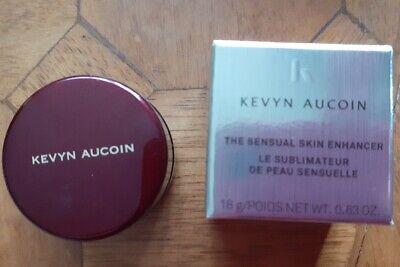 Kevyn Aucoin Sensual Skin Enhancer SX14 DEEP warm peach undertones 18g NEW BOXED