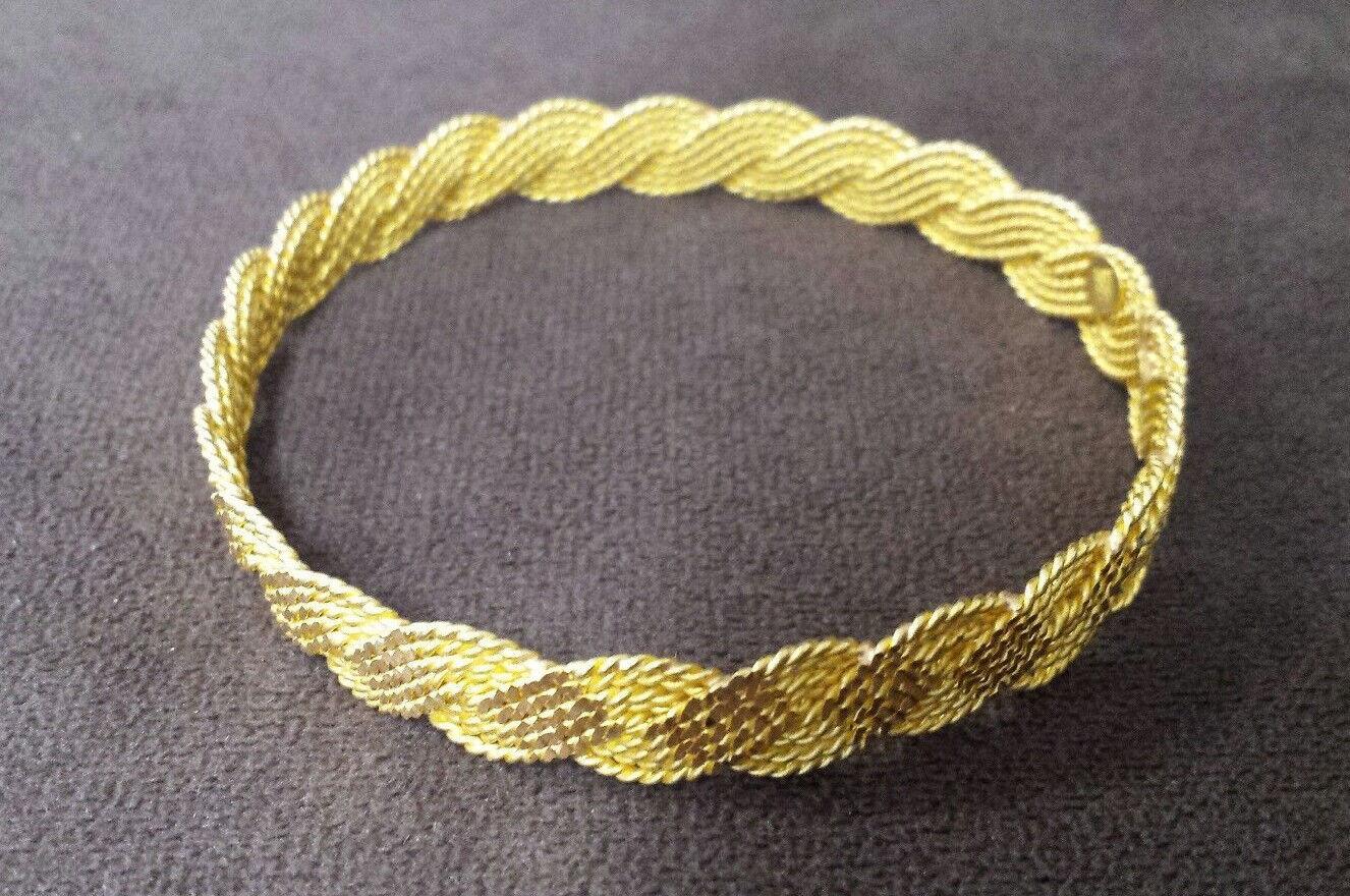 Damen Armreif 916 er Gold (22 Karat)