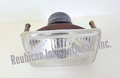 Mahindra Tractor Head Lamp With Bulb 007700074c91