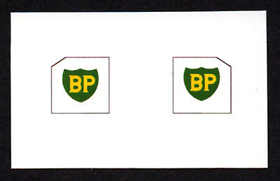 Matchbox Lesney Stickers 'BP' for Dodge Wreck Truck No.13