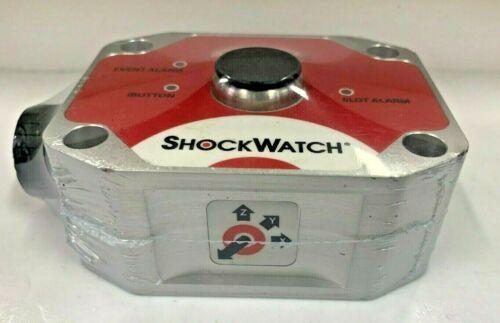 ShockWatch Model 298 298 ShockLog 298SH0Z0 Impact Recorder