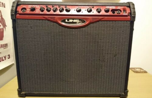 Line 6 Spider 112 Guitar amp