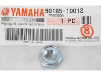 OEM Yamaha YFZ450 YFZ 450R Raptor 700 06-14 New Self Locking Nut 90185-10012