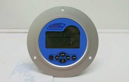 Additel 681 Digital Pressure Gauge 0-3000 PSI .05% Accuracy BRS