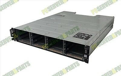 "Dell PowerVault MD1200 Storage Array Enclosure 2x 3DJRJ 2x 600W PSU No 3.5"" HD"