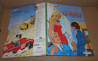 Bd Labourdet 2 La rivale Palmares inédit Jean Graton (aut. Michel Vaillant)