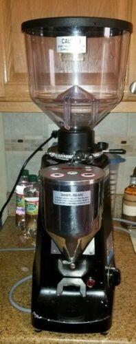 Mazzer Major Electronic Espresso Coffee Grinder Black