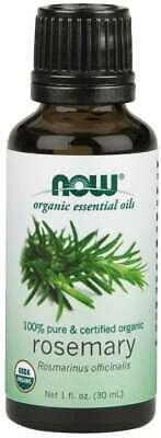 Now Foods Organic Rosemary Oil 1 oz Foods Rosemary Oil