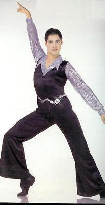 GROUP LOT OF 5 Costume s - Saturday Night Fever 70s' Disco Unisex Mens - Disco Dancewear