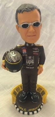 Dale Jarrett Bobblehead Legends Of The Track Ups  Numbered Nascar  New In Box