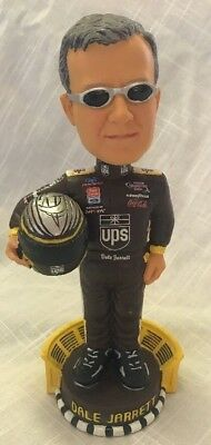 Dale Jarrett Bobblehead 'Legends Of The Track' UPS  Numbered Nascar, New In - Track Number Ups