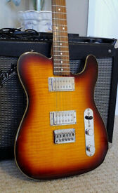 Telecaster - 5 way with Coil Split.