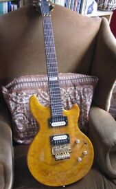 'Shine' Electric Guitar, immaculate and fine quality