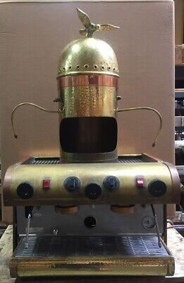 Victoria Arduino Vintage Espresso Machine-an Original Reconditioned Old Favorite