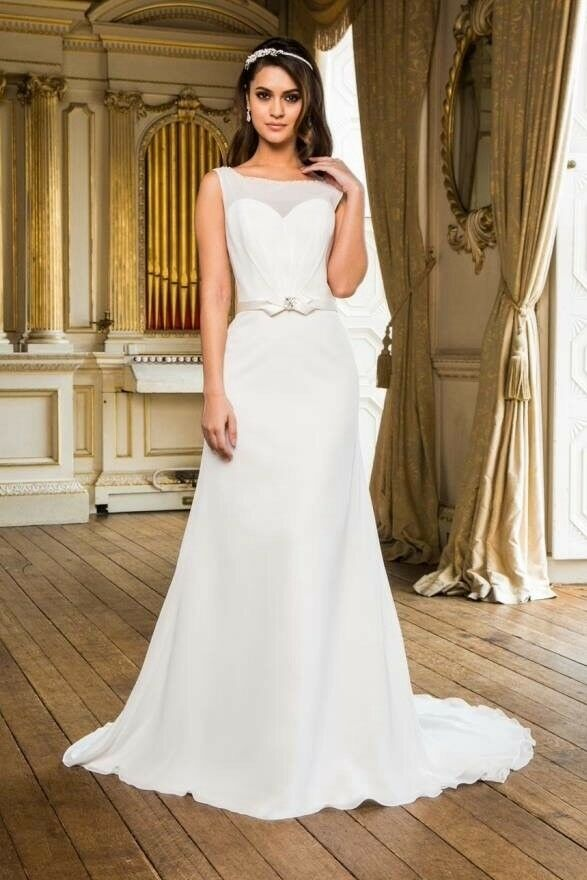 Special Day Ireland Wedding Dress 'E16600' size 12 ex sample unworn, was £1050