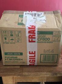 Fujifilm RK-CF800 6 x 4 10 x 15cm Print Media for ASK-300 800 Prints