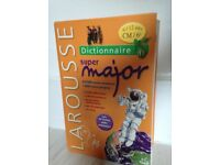 French Children Dictionary Larousse Excellent Condition