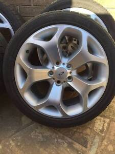"""Ford Falcon XR6 XR8 Turbo HONEYCOMB 18"""" Wheels Tyres 245 40 18 Laverton Wyndham Area Preview"""
