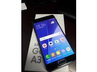Samsung Galaxy A3 2016 Black - Unlocked