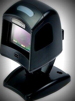 Magellan 1000i Barcodescanner, mit USB Kabel und Ständer Tisch-, und Handscanner