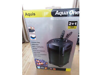 AQUA ONE AQUIS 1250 Series II EXTERNAL FILTER