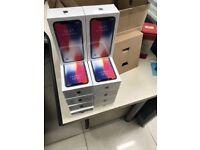 APPLE IPHONE X UNLOCKED BRAND NEW BOXED APPLE WARRANTY & Apple Receipt with