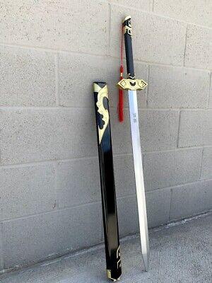 "41"" Chinese Tai Chi Kung Fu Martial Art Practice Training Foam Sword Cosplay New"