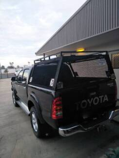 Hilux canopy/cage