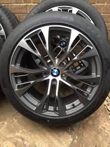 "20"" Wheels BMW Style X5 X6 E53 E70 E71 Wheels RIM 100% NEW Tyres Melbourne CBD Melbourne City Preview"