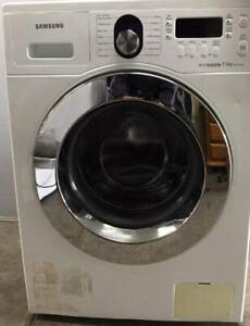 FREE DELIVERY SAMSUNG 7.5 KG ecobuble washfront loader Washing Machine