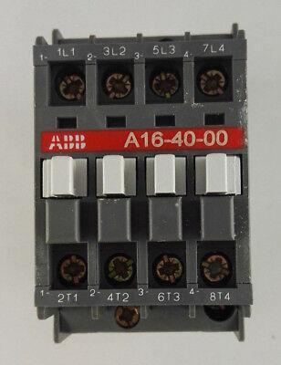ABB A16-40-00 Schütz