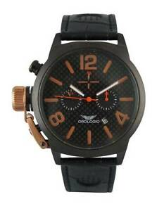 RRP $2,750 Orologio Monaco Racing Series Mens Chronograph Watch Baulkham Hills The Hills District Preview