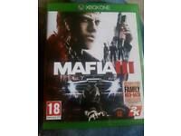 Mafia 3 BRAND NEW SEALED XBOX ONE
