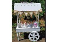 Candy Cart & Donut Wall Hire