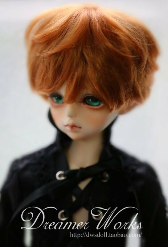 1 4 7-8 Dal BJD SD MSD Wig MDD DOD LUTS DOC Dollfie Doll Long wigs Girl Toy Gift