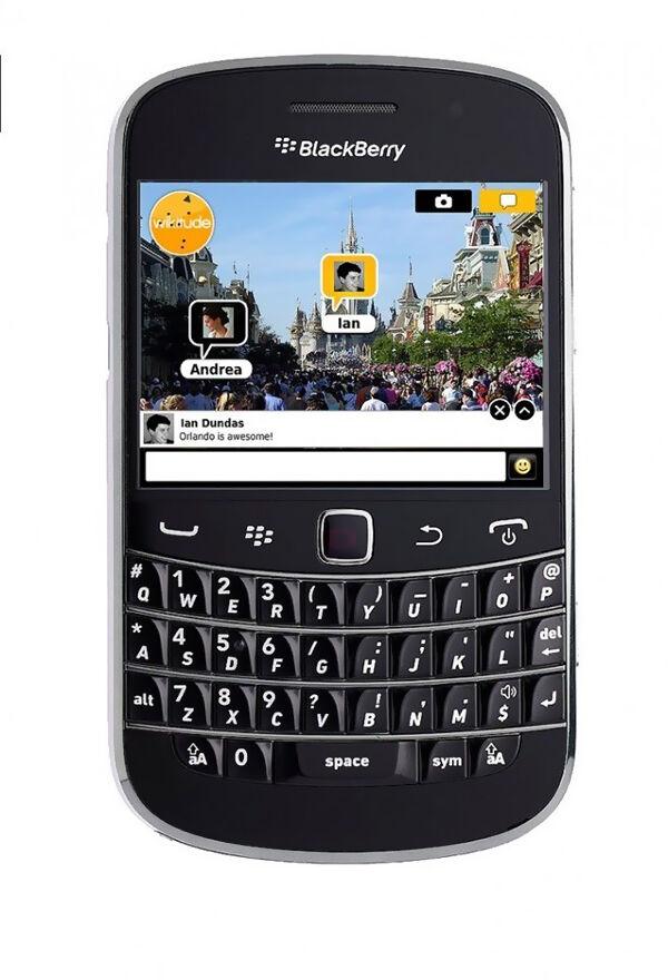 Gibt es eine Alternative zum Blackberry Bold 9900?