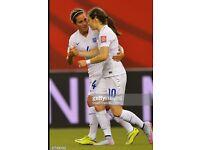 WOMEN BEGINNER FOOTBALL PLAYERS WANTED!!