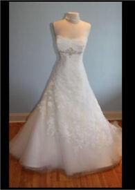 Enzoani CHeyenne wedding dress