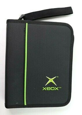 Official XBOX Video Original 16 Game Soft Carry Case Holder for sale  Shipping to India