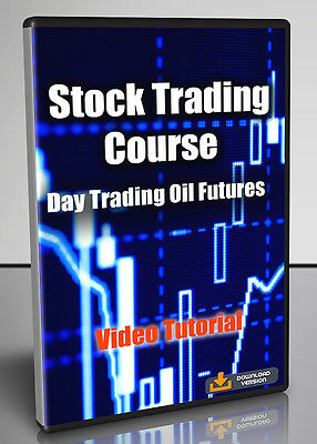 Stock Trading Video Course  - Day Trading Oil