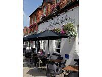 Kitchen Porter, Live In, Cranleigh Surrey, Guildford, Immediate Start, Option of Chef Development