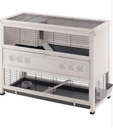 Hutch cage