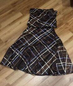 Coast - skirt & bodice - size 12