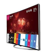 "LG 65"" UHD 4K Curved TV. As new condition. Retail $3,800 Capalaba Brisbane South East Preview"