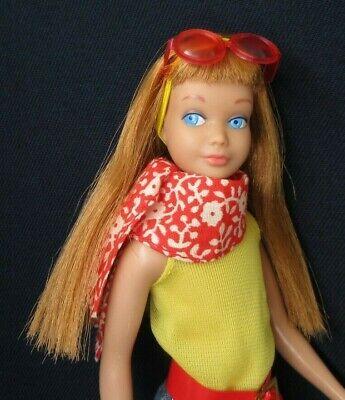 Vintage Barbie SKIPPER Doll - Bend Leg - Red Hair - Fun Runners