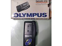 Olympus Recording device, micro tape