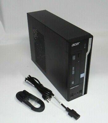 Acer Veriton X2640G SFF Desktop Intel i3-6100 @ 3.70GHz | 4GB DDR4 | 500GB HDD