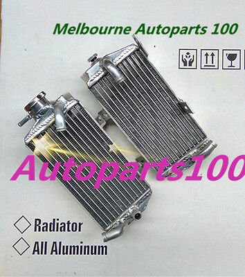 Aluminum WASSER KÜHLER for HONDA CRF250R CRF 250 R 2014 2015 14 15