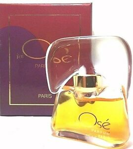 J'ai OSE PURE PARFUM FOR WOMEN 0.25 FL. OZ / 7.5 ml BRAND NEW ITEM SEALED IN BOX